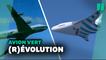 Pollution des avions: les biocarburants, solution privilégiée par les constructeurs