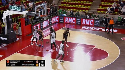 What a debut for Monaco! | Round 1, Highlights | Turkish Airlines EuroLeague