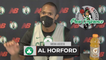 """Al Horford On Jayson Tatum & Jaylen Brown's Dynamic: """"You Don't Have To Be Best Of Friends.""""   9-30"""