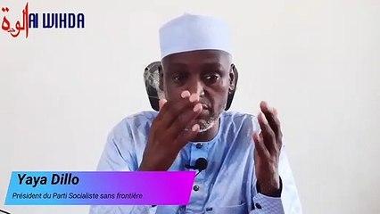 Tchad : Yaya Dillo réagit à la disparition mystérieuse de Dr. Tom Erdimi