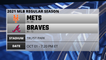 Mets @ Braves Game Preview for OCT 01 -  7:20 PM ET