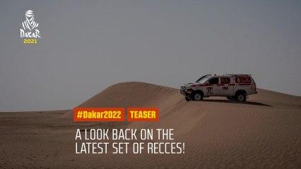 #Dakar2022 - A look back on the latest set of recces!