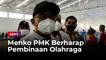 Tengok PON Papua, Menko PMK Muhadjir Berharap Pembinaan Olahraga Indonesia Meningkat