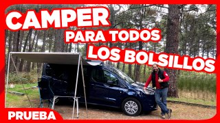 VÍDEO: Ford Transit Connect by Tinkervan
