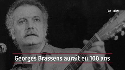 Georges Brassens aurait eu 100 ans