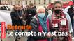 Paris: manifestation de retraités pour une revalorisation des pensions