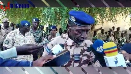 Tchad : la gendarmerie nationale présente son bilan sécuritaire