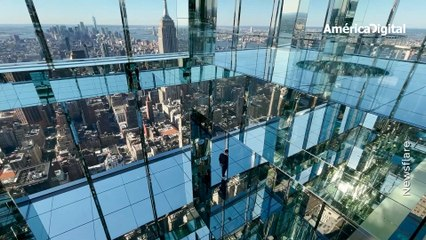 The Summit: la impresionante estructura de cristal que ha fascinado a los amantes de las alturas