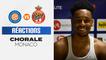 2021/22 Réactions après Chorale - Monaco (75-80, BE J1)