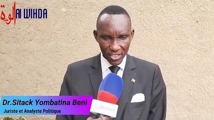 Tchad : Dr. Sitack Yombatina fustige le processus de transition