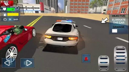 Cop Duty Police Car Chase / Police Car Simulator / Android GamePlay