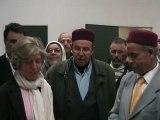 remise du permis de construire du centre cultuel musulman