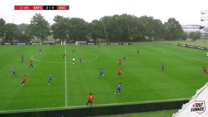 U19. Stade Rennais F.C. / US Concarneau : les buts de la rencontre (2-1)