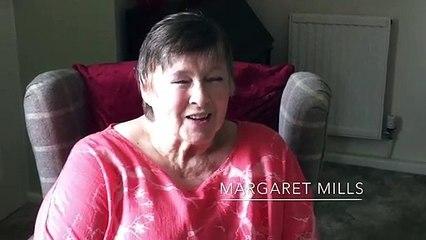 Margaret Mills breast cancer awareness