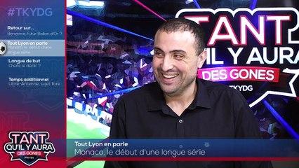 OL, Benzema, Ballon d'Or, Monaco, Cherki : TKYDG avec Nicolas Puydebois