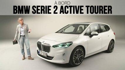 A bord du BMW Serie 2 Active Tourer (2022)