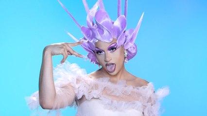 Denali Foxx for Halloween   Cosmo Queens