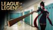 Et si les champions de League of Legends étaient des lycéens ?