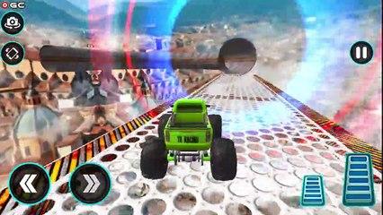 Extreme Gt Car Stunts / Mega Ramp Car Stunts Racing / Android GamePlay