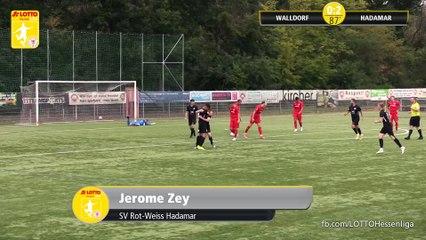 Hessenliga-Torshow 11. Spieltag Gruppe B