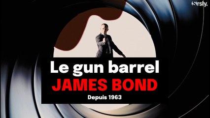 JAMES BOND : L'évolution du Gun Barrel depuis 1963