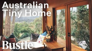 Living In A TINY House On Wheels In Australia