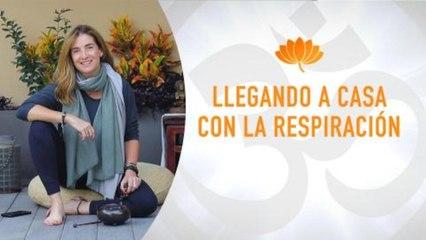 Meditación: Llegando a casa con la respiración con Ale Quintero.| RSVP