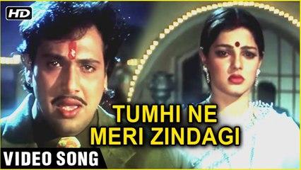 Tumhi Ne Meri Zindagi | Video Song (HD) | Naseeb (1997) | Govinda & Mamta Kulkarni | Babul Supriyo