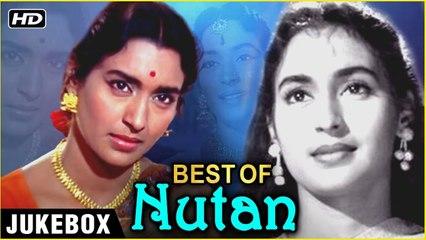 Best Of Nutan Songs (HD) | Nutan Hit Songs | Saudagar | Milan | Classic Hindi Songs | Jukebox