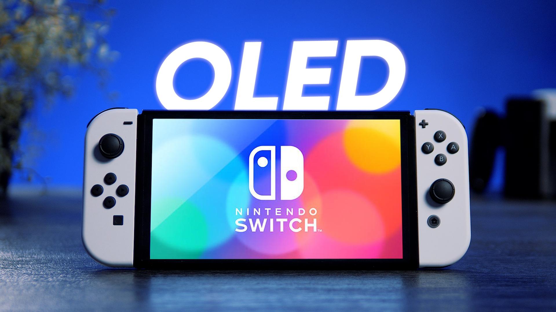 On a TESTÉ la nouvelle Nintendo SWITCH OLED ! Est-elle vraiment meilleure ?