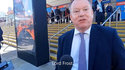 Lord Frost and Sir Jeffrey Donaldson