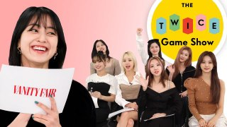 How Well Does TWICE Know Each Other? | TWICE Game Show