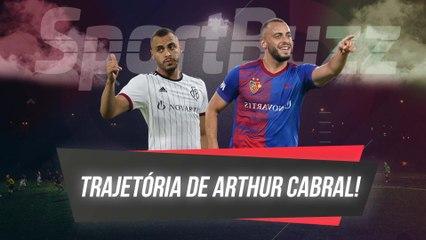 ARTHUR CABRAL: CONHEÇA A TRAJETÓRIA DO CRAQUE! (2021)