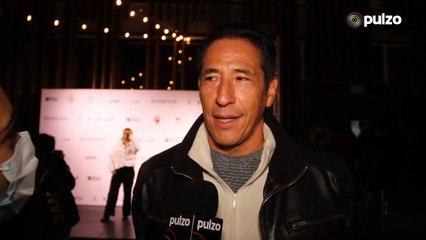 """""""Colombia no tiene ningún tipo de memoria"""": Elkin Díaz, actor en la película 'Memoria'"""