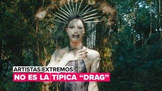 Artistas extremos: no es una