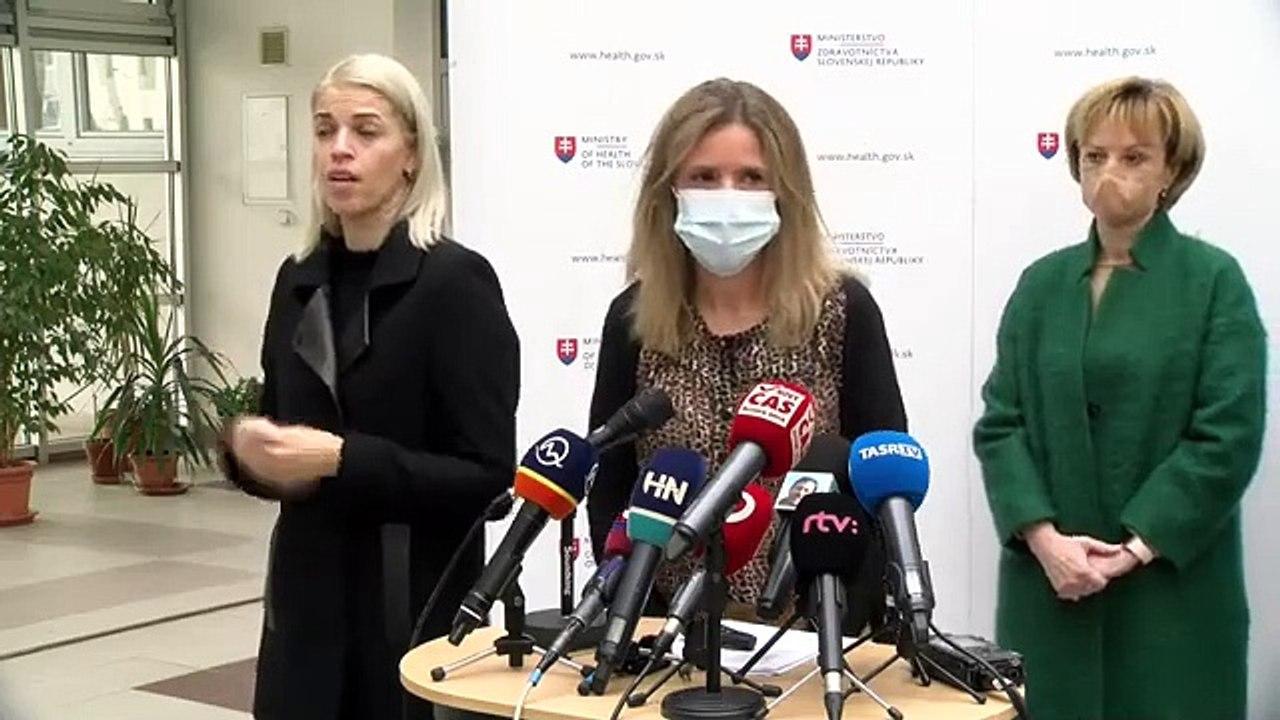 ZÁZNAM: TK MZ za účasti členiek konzília odborníkov Eleny Prokopovej a Aleny Koščálovej.