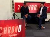7 Minutes Chrono avec Jordan Da Silva - 7 Mn Chrono - TL7, Télévision loire 7