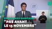 """Pass sanitaire: pas d'allègement """"avant le 15 novembre"""" au moins"""
