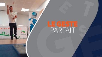 Le Geste parfait : Le lancer de palet vendéen avec Quentin Poirier