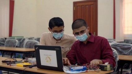 """""""بوابة كورونا الذكية"""": مواجهة الوباء في اليمن"""