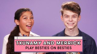 The Mani Cast Reveals Their Fave Memories Together and More | Besties On Besties | Seventeen