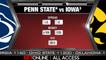 Penn State vs Iowa College Football Picks | BetOnline All Access