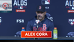 """Alex Cora Says There Is """"A Strong Possibility"""" That JD Martinez Will Start Tomorrow 