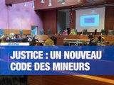 A LA UNE : Rapport Sauvé : Des groupes de paroles organisés / Nouveau code de justice pénale pour les mineurs / De plus en plus de déchets dans les rues - Le JT - TL7, Télévision loire 7