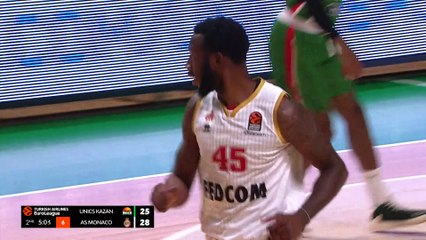 Monaco continues its magic moment!| Round 2, Highlights | Turkish Airlines EuroLeague