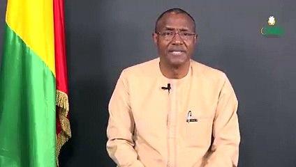 """Transition : Mohamed Beavogui promet une Guinée où """"tous les guinéens se retrouveront:"""