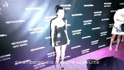 Cero complejos: Kourtney Kardashian muestra su celulitis derribando el mito del 'cuerpo perfecto'