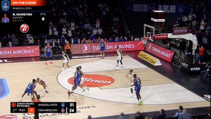 Shengelia lifts CSKA in battle of champions! | Round 2, Highlights | Turkish Airlines EuroLeague