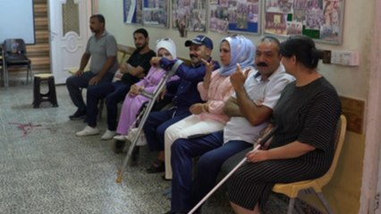 ذوي الاحتياجات الخاصة في العراق: عزوف عن الانتخابات بسبب الصعوبات