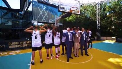 J9 x FIBA - Announcement ceremony highlights